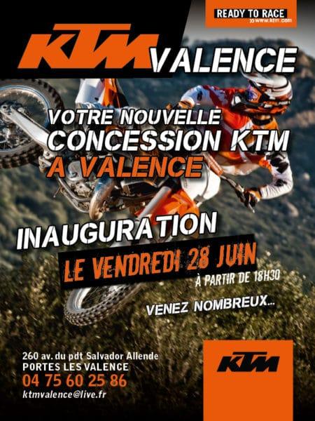 KTM Valence