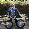 Fabien Barel : du vélo à l'enduro