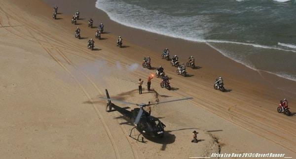 Africa Race 2013 Dakar