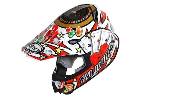 Casque Suomy MR JUMP Jackpot