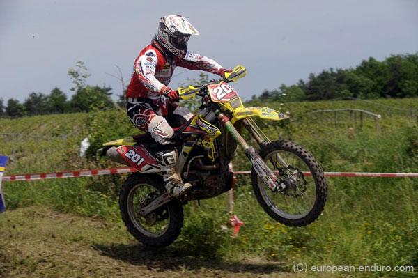 Maurizio Micheluz Championnat d'Europe