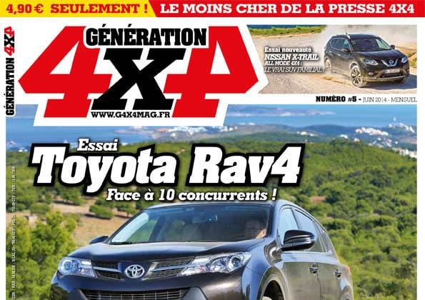 génération 4x4 magazine n°5