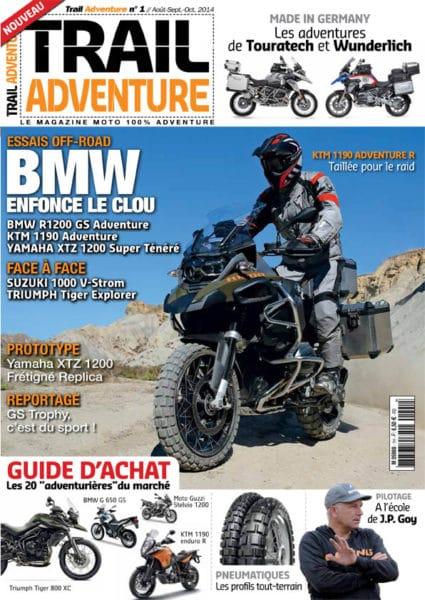 Trail Adventure Magazine