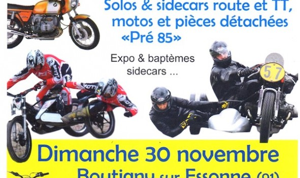 enduro magazine vide garage moto le 30 novembre en ile de. Black Bedroom Furniture Sets. Home Design Ideas
