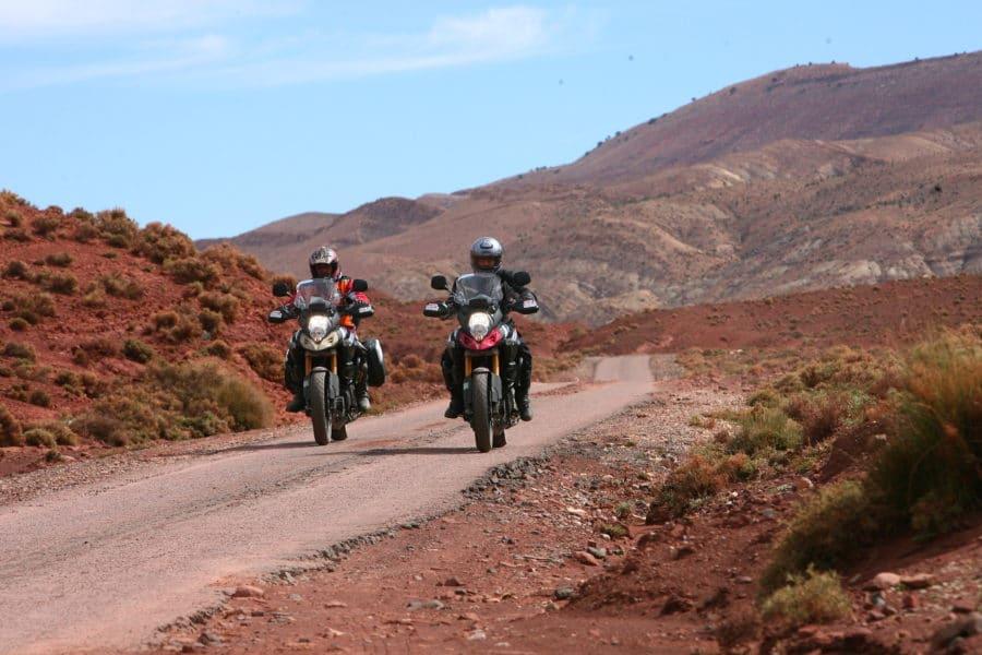 Suzuki V-Strom 1000 trip au Maroc