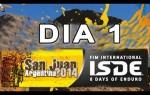 ISDE 2014: les 3 premier jours en vidéo
