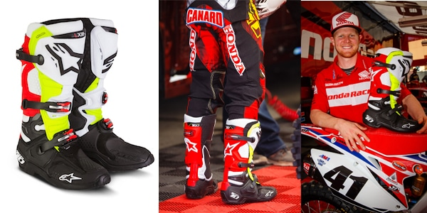 TREY CANARD Alpinestars TECH 10