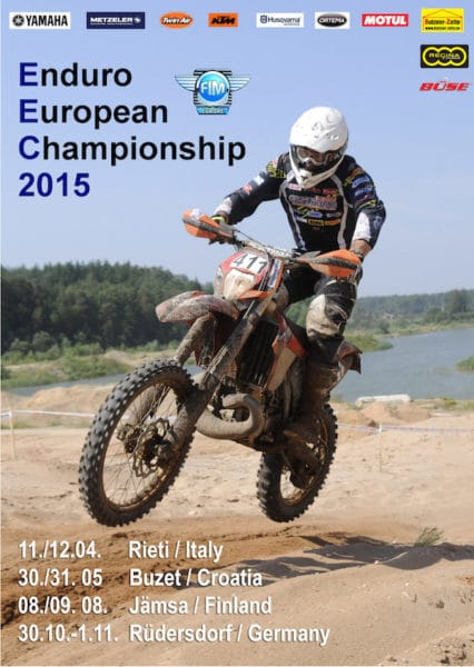 Championnat d'Europe d'Enduro