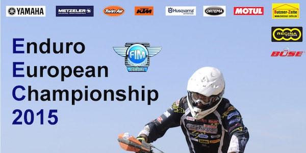Championnat d'Europe d'Enduro 2015