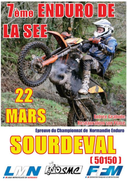 7e Enduro de la Sée Sourdeval Moto club