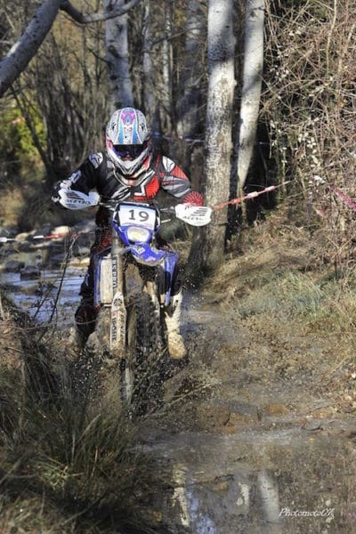 Tracy Morandin B2R Racing