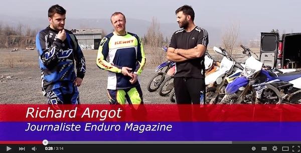 Essais Enduro 250 4T 2015 par Enduro Magazine