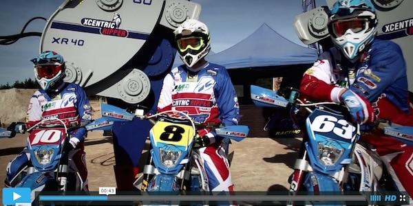 Vidéo Team TM Racing Enduro / Xcentric Ripper 2015