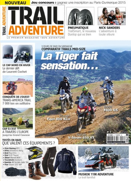 Trail Adventure Magazine n°3