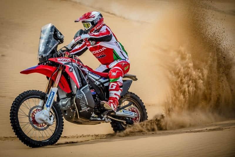 Rallye OiLybia du Maroc ; mardi, changement de leader