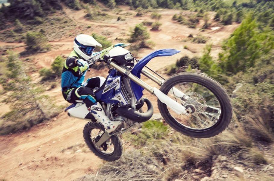 Yamaha Wrf Enduro Tires