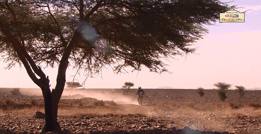 Rallye OiLibya du Maroc ; jeudi, on s'épuise pour atteindre Agadir