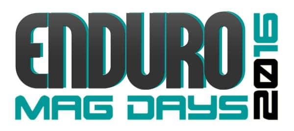 Enduromag days 2016 : les 21 et 22 mai 2016