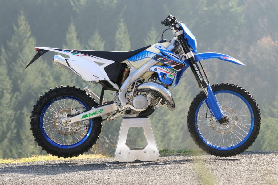 TM Racing 125 EN 2012