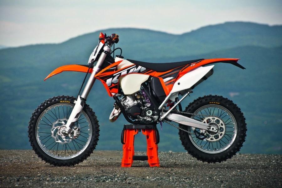 KTM 125 EXC 2013