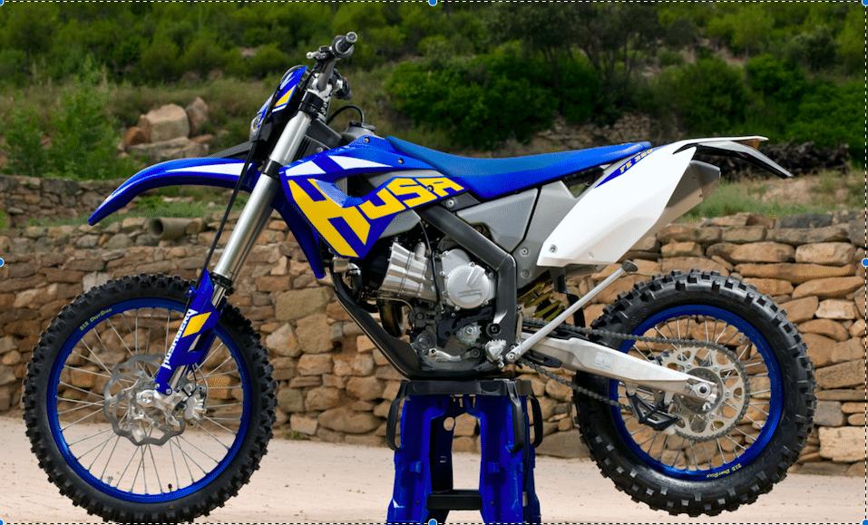 Husaberg FE 390 2011