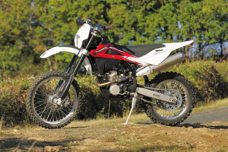 Husqvarna 250 TE 2012