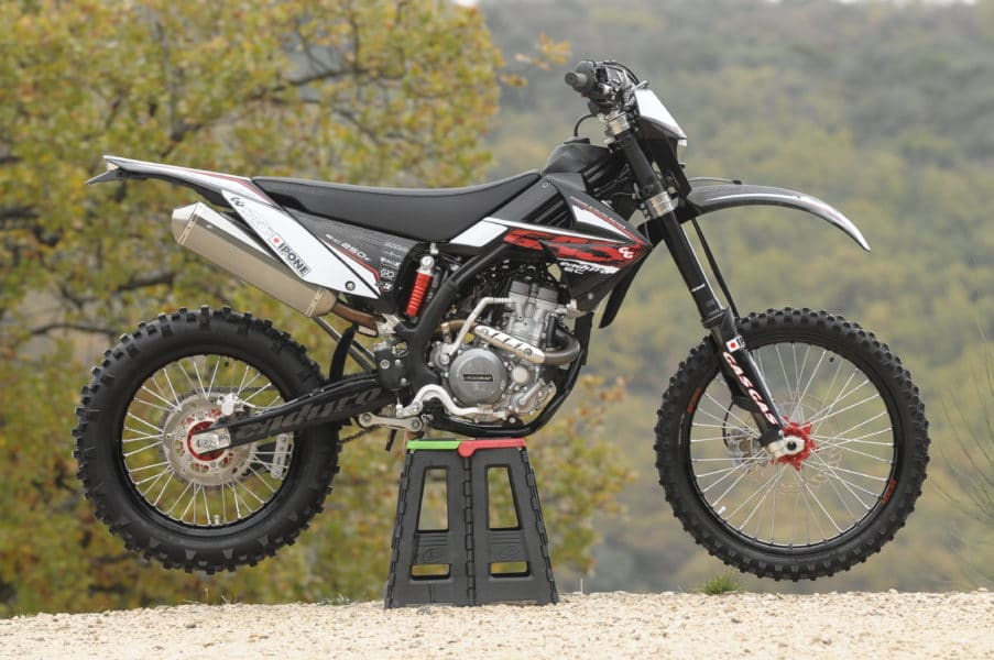 Gasgas 250 EC-F 2010