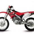HM CRE-F 125 X 2010