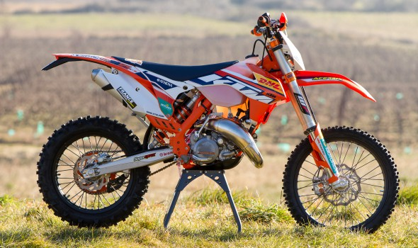enduro magazine ktm 125 exc 2015 enduro magazine. Black Bedroom Furniture Sets. Home Design Ideas