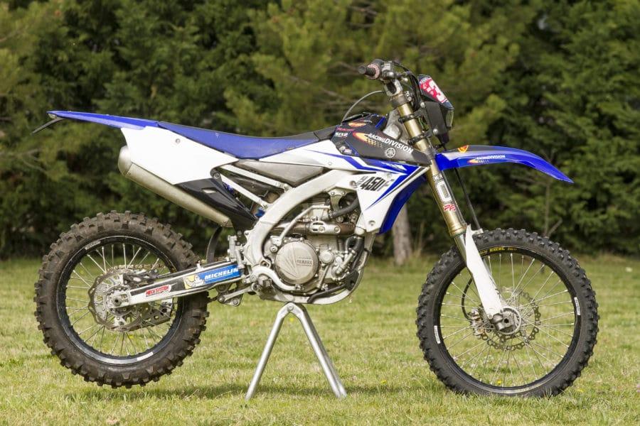 Yamaha YZ-F 450 2014