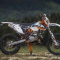KTM 250 EXC Six Days 2015