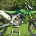 Kawasaki KXE 450 F 2014