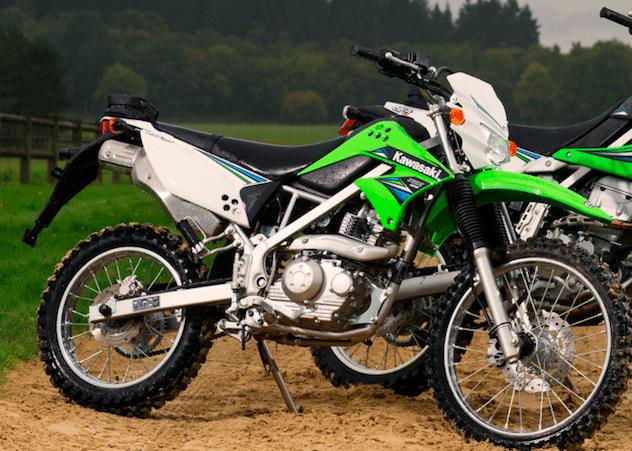Kawasaki KLX 125 2014