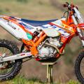 KTM 250 EXC-F Factory Replica 2015