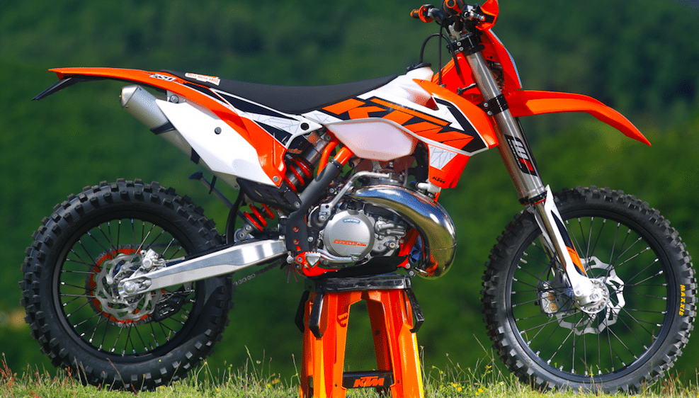KTM EXC 250 2016