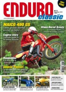 Enduro Classic n°7