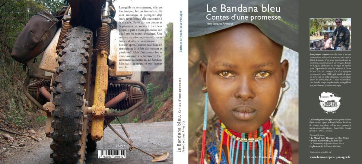livre Bandana Bleu