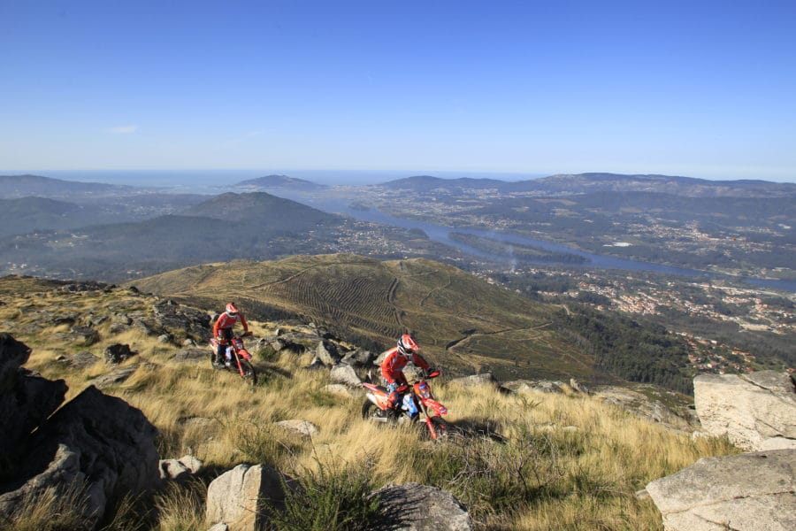 enduro Portugal avec Freeride Spirit