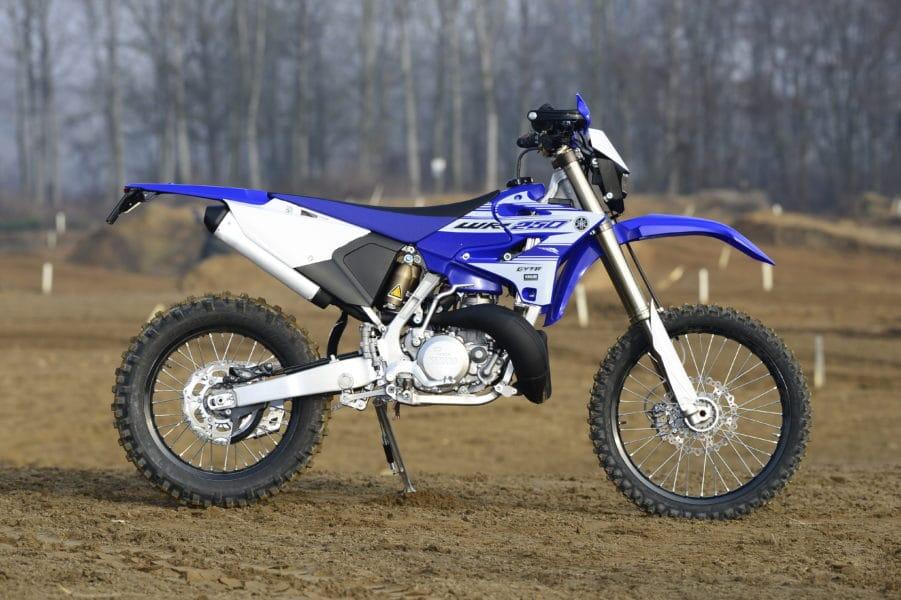 Essai Yamaha WR 250 2016