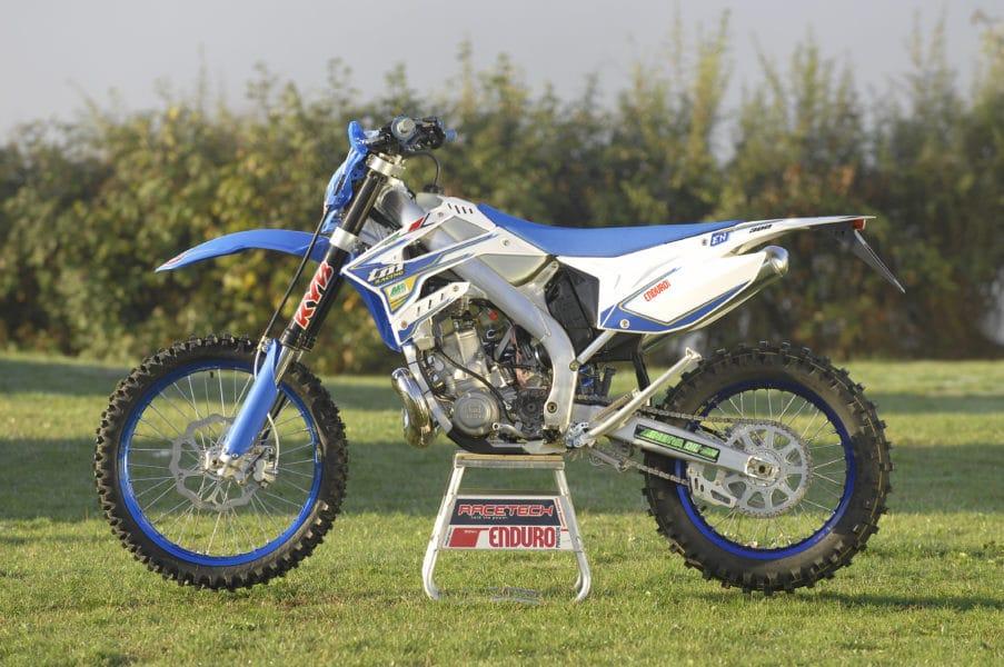 Essai 250 TM 4T 2017