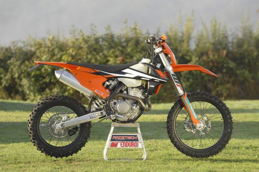 Essai KTM 350 EXC-F 2017