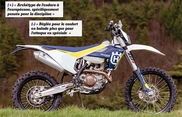 Husqvarna 450FE