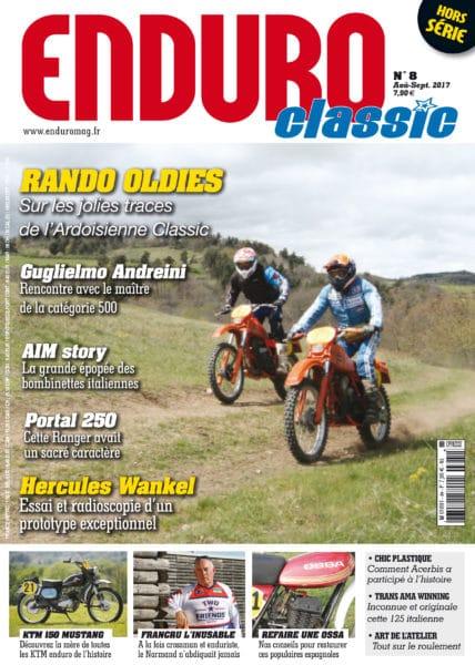 enduro classic n°8