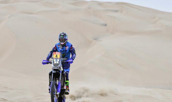 Adrien Van Beveren - Dakar 2018