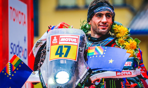 Kevin Benavides - Dakar 2018