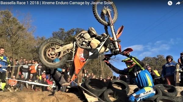 Bassella Race : le best-of crash