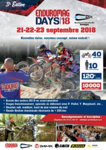 enduromag days 2018