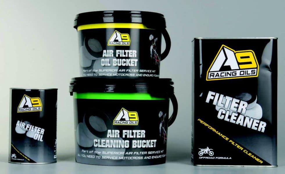 Essai produit : Kit nettoyage filtre à air
