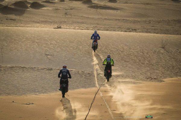 AFRICA ECO RACE 2019 : la Mauritanie toujours aussi intraitable