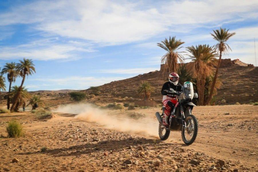 AFRICA ECO RACE 2019 : UNE DEUXIÈME JOURNÉE SÉLECTIVE